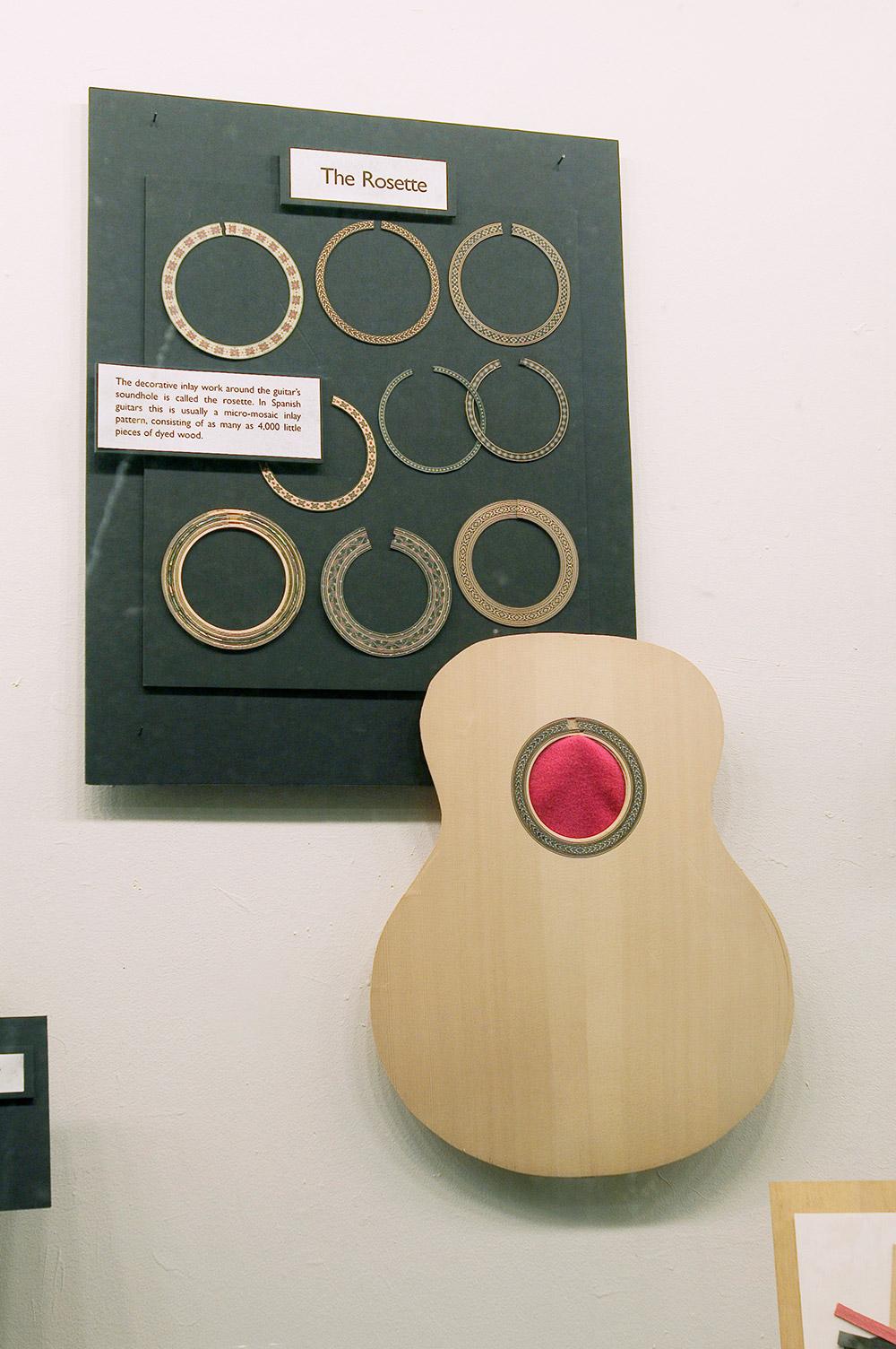 The soundhole rosette
